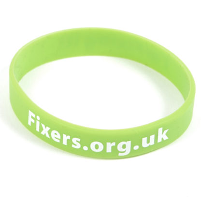 Silicone Wristbands (extra colours)